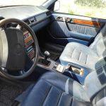 Mercedes Benz 200Ε του 1990 Βετζινοκινητο