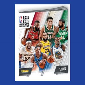 ΑΓΓΕΛΙΕΣ ΑΛΜΠΟΥΜ ΜΠΑΣΚΕΤ ΠΑΝΙΝΙ ΑΥΤΟΚΟΛΛΗΤΑ BASKETBALL NBA 2018 2019 STICKER COLLECTION PANINI STICKER ALBUM OFFICIAL GREEK EDITION GREECE