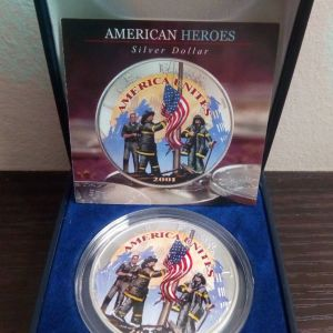 Eagle 2001 American Heroes