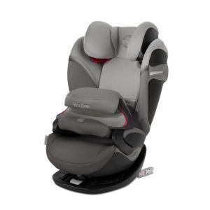 Παιδικό κάθισμα αυτοκινήτου - Cybex Pallas S-Fix Soho Grey