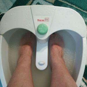 Συσκευή μασάζ ποδιών