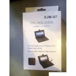Θηκη + Βαση Tablet USB εως 8 Ιντσων