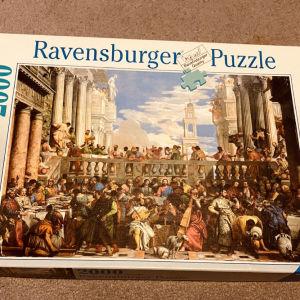 Ravensburger Puzzle 2000 Γάμος στην Κανα