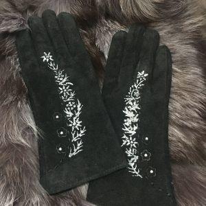 Δερμάτινα γάντια (ζωγραφισμένα στο χέρι)