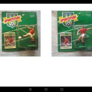 Ποδοσφαιριστες (SPORTSTARS) 1989 κλειστες καρτέλες