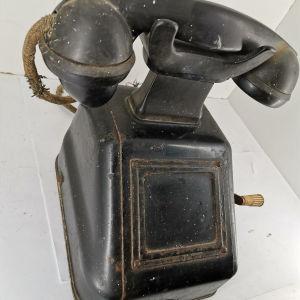 τηλέφωνο εποχής 1930 συλλεκτικό και σπάνιο κομματι