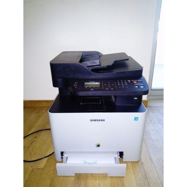 polimichanima Samsung CLX- 4195n