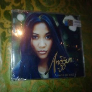 CD ANGGUN-A ROSE IN THE WIND-CD S ΣΦΡΑΓΙΣΜΕΝΟ