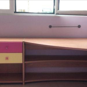 Έπιπλο- Παιδικό γραφείο NEOSET. Πιθανότητα μεταφοράς σε περιοχές εντός Αττικής.