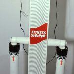 Βηματιστής  Stepper BREMSHEY Sport Fitness άσπρος (G-02)