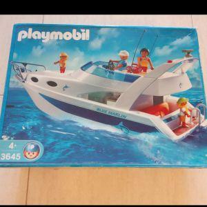 Playmobil 3645 Κότερο
