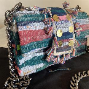 KOORELOO γνήσια χειροποίητη τσάντα