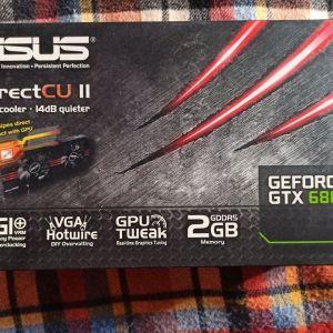 ASUS GeForce GTX 680 2GB DirectCU II