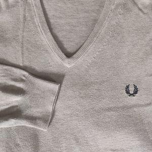 FRED PERRY medium ανδρικό πουλόβερ