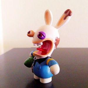 ''Crazy Rabbit'' Vintage Φιγούρα