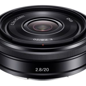 Sony 20mm f/2.8 (Sony E) Black - Ολοκαινουργιος