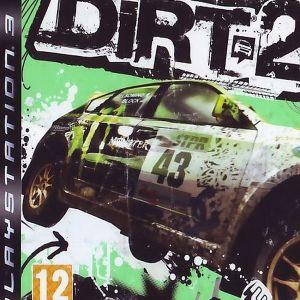 COLIN MCRAE DIRT 2 - PS3