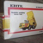 βαρυ μεταλλικο φορτιγο HAULER 350 Ertl κλιμακα 1/64 παιχνιδι