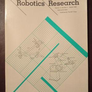 ΒΙΒΛΙΟ ROBOTICS RESEARCH PUBLISHED BY THE MIT PRESS VΟLUME 14