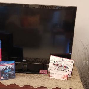 PS4+tv