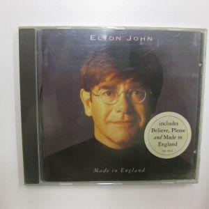 "ELTON JOHN""MADE IN ENGLAND"" - CD"