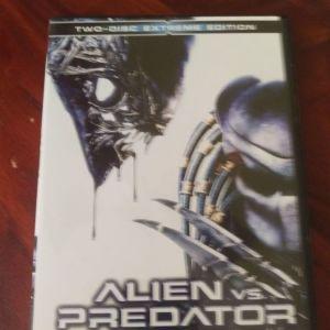 ALIEN vs PREDATOR , TWO DISC EXTREME EDITION , ORIGINAL DVD