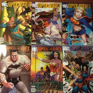 DC & Marvel Heroes Κόμικς