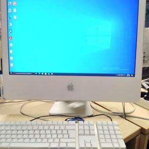 Πωλείται ένας παλιός αλλά απόλυτα λειτουργικός i-mac