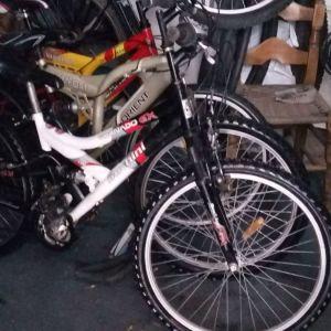 """Ποδηλατο Bachini 24"""" full suspation 24αρι. ΑΝΤΑΛΛΑΓΗ  δεκτη."""
