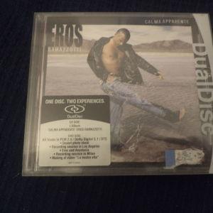 EROS RAMAZZOTTI – Calma Apparente CD Dual disc-Hybrid