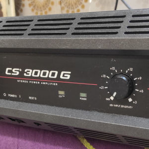 Τελικός ενισχυτής Peavey CS 3000 G