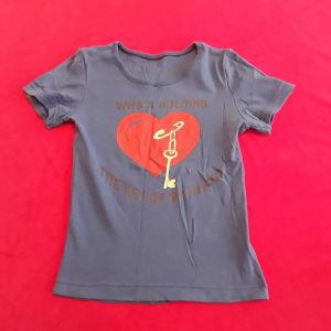 """T-shirt """"Heart"""" S"""