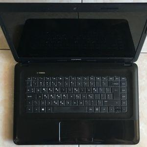"""Φορητός HP Compaq CQ58 15,6""""/B980/4G/128G SSD/W10/Bat 1h"""