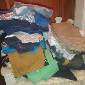 47 κομμάτια ρούχα για αγορια