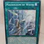 MAUSOLEUM OF WHITE - YuGiOh