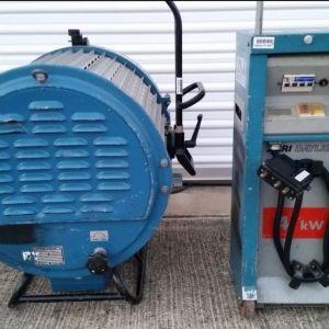 ARRI Κινηματογραφικά φώτα Daylight 4 kW - Arriflex Corp B4/120 and Arnold & Richter AD 4 kW ballast