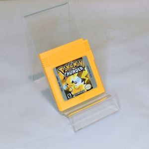 Pokemon Yellow Thunder version Game Boy Gesto_official