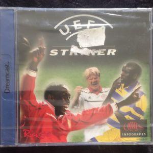 Dreamcast UEFA STRIKER (Sealed)