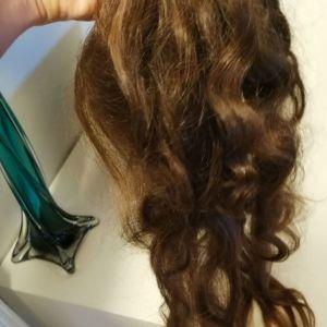 100% φυσική μαλλιά για exste