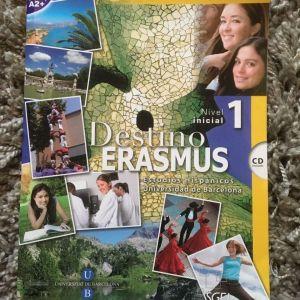 εκμάθηση ισπανικών, destino erasmus 1 + CD