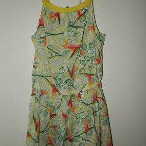 benetton φορεμα για 10-11χρ