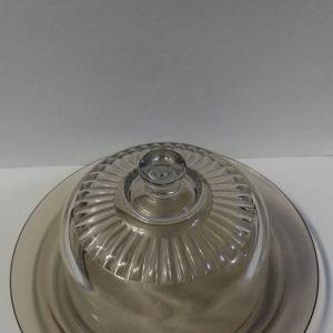 Τυριερα/ δοχείο για τυρί Arcoroc France 1960-1970