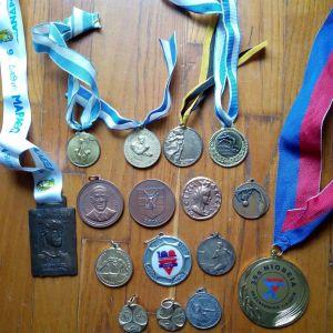 Μετάλλια αθλητικα
