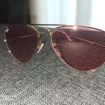 Γυναικεία γυαλιά ηλίου Ray-Ban ροζ φακοί
