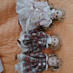 Κουκλες πορσελανινες (3)