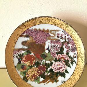 Διακοσμητικό πιάτο Satsuma