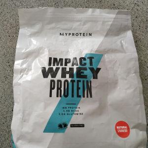 protein whey impact (My Protein)