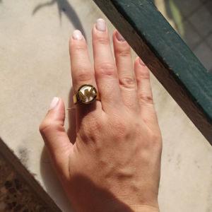 Δαχτυλίδι Michael kors ( Ατσάλινο )