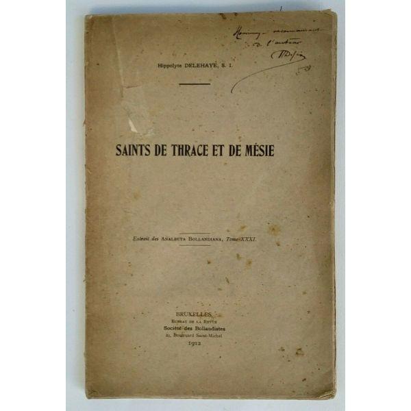Saints de Thrace et de Mesie vrixelles 1912