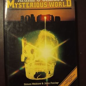 ΒΙΒΛΙΟ MYSTERIOUS WORLD ARTHUR C CLARKES